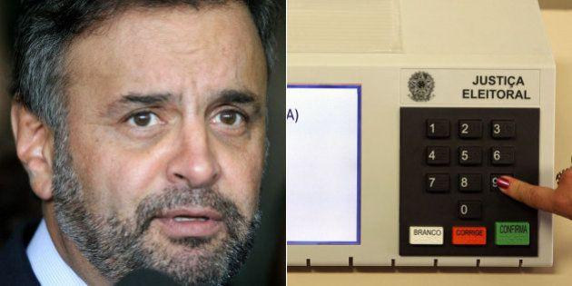 TSE chama PSDB para definição sobre documentos de auditoria de eleição presidencial de