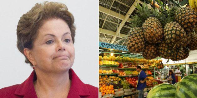 Inflação do Brasil tem alta de 1,24% em janeiro, ultrapassa teto da meta e é a maior desde