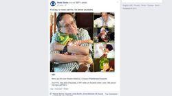 Histórico! Globo compartilha SBT no Facebook em lembrança a Bolãnos