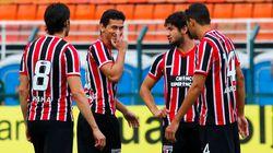 Com atletas 'garimpados' em rivais, São Paulo forma 'quarteto mágico' e sobe na