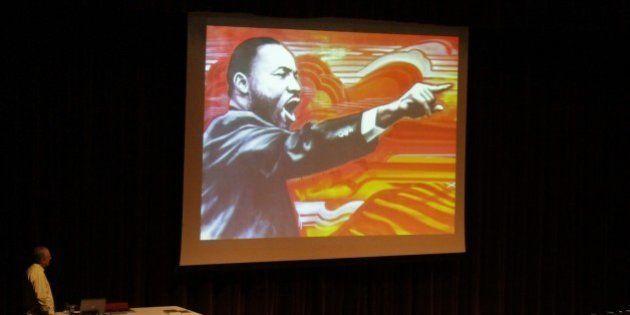 Martin Luther King, uma vida em nome do