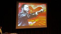 'Martin Luther King, uma vida em nome do