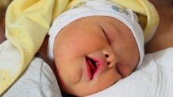 Este bebê tem Síndrome de Down. E um pai que o