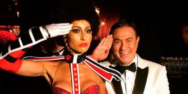 Poderosíssima! Sabrina Sato usa fantasia ousada no baile da Vogue e QUEBRA a