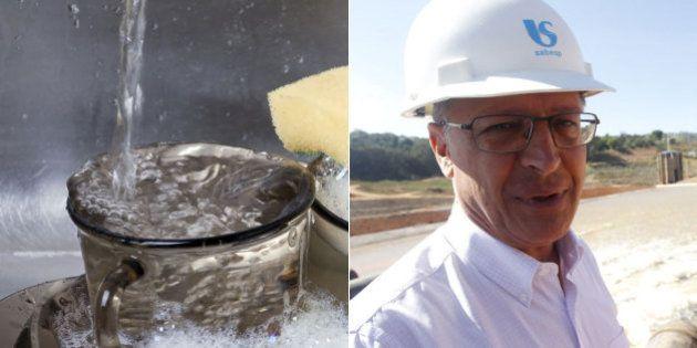 Crise da água em SP: Morador oferece água suja a vereador e é hostilizado em Itu; funcionários confirmam...