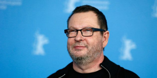 BERLIN, GERMANY - FEBRUARY 09: Director Lars von Trier attends the 'Nymphomaniac Volume I' (long version)...