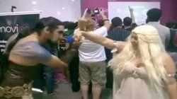 A noite mais animada da Campus Party (até