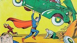 Primeira HQ do Superman, de 1938, é vendida por 3,2 milhões de