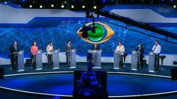 ASSISTA: 1º debate dos presidenciáveis acontece hoje na TV