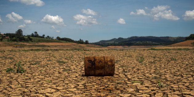 Visita no Sistema Cantareira. As imagens fazem parte do Projeto contadagua.org 11/11/2014Foto: Mídia