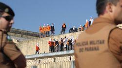 Rebelião no Paraná é encerrada após liberação de