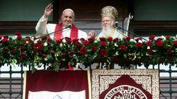 Papa Francisco e líder ortodoxo defendem reunificação das duas