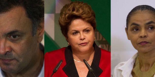 Candidatos à Presidência querem evitar confrontos no 1º debate, mas pesquisa Ibope pode mudar o