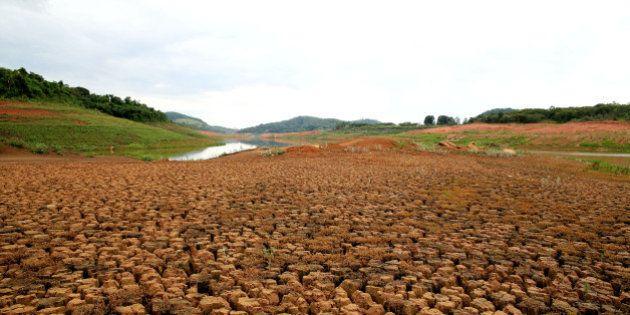 Entrada de água no Cantareira é a 3ª menor da