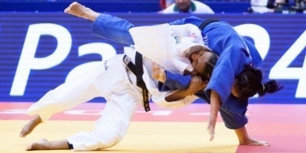 Érika Miranda conquista o bronze no Mundial de