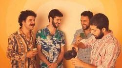 Leveza: novo disco da banda A Fase