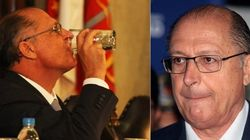Popularidade de Alckmin cai 10 pontos por racionamento e 'pouca