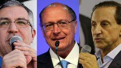 Ibope: Padilha não decola, Alckmin lidera e Skaf ganha impulso com