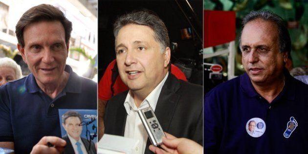 Pesquisa Ibope aponta que Garotinho seria eleito em todos os cenários de 2º