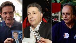 RIO: Líder isolado, Garotinho venceria em todos os cenários de 2º
