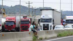 Nova greve dos caminhoneiros já paralisa estradas em cinco