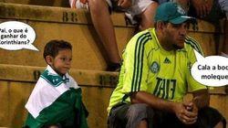 Palmeiras 0 x 1 Corinthians: derby sai do campo e vai parar no
