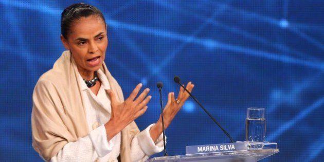 Marina Silva critica discurso de luta de classes: 'O problema não é a elite do Brasil, é a falta