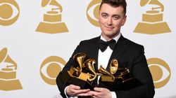Beyoncé? Taylor Swift? Que nada! Sam Smith foi o destaque do Grammy