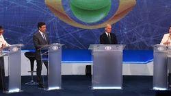 Os erros e acertos dos figurinos dos políticos no debate da