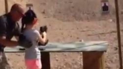 Por acidente, criança mata seu instrutor de tiros nos EUA. Com uma