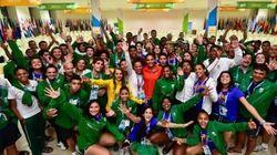 Delegação brasileira celebra boa participação nos Jogos da