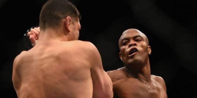 Segundo exame de Anderson Silva dá negativo, mas ele é cortado do
