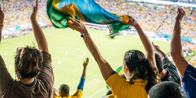 A seleção brasileira me