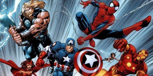 Homem-Aranha se juntará ao universo Marvel no