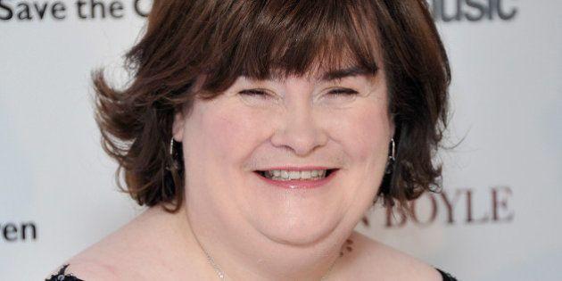 Há esperança: cantora Susan Boyle tem primeiro namorado aos 53