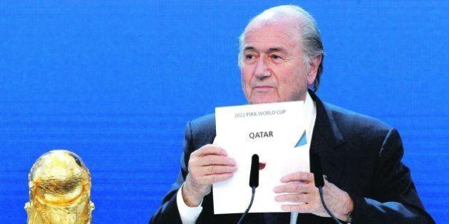 Governo influenciou CBF a votar no Catar, diz jornal