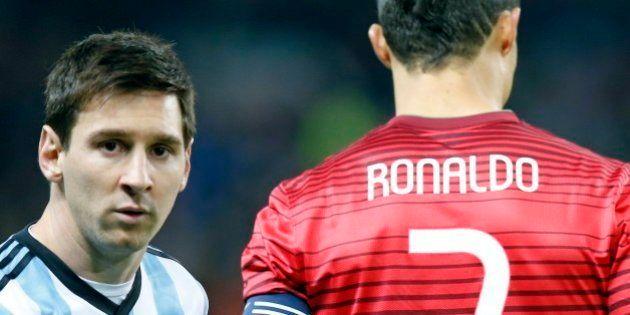 Messi e Cristiano Ronaldo voltam a ser finalistas do Bola de Ouro, desta vez ao lado do alemão