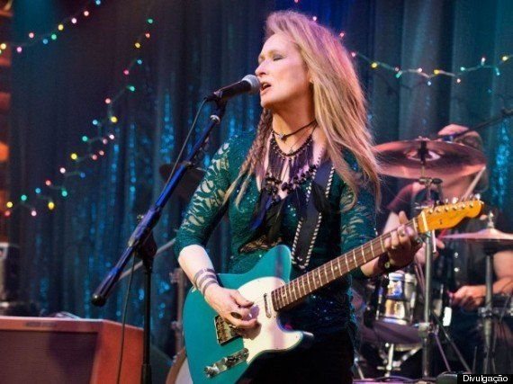 Diva: Meryl Streep dá vida à rock star em 'Ricki and the