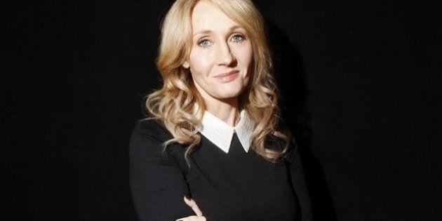 J.K. Rowling, autora da série 'Harry Potter', lança novo livro neste