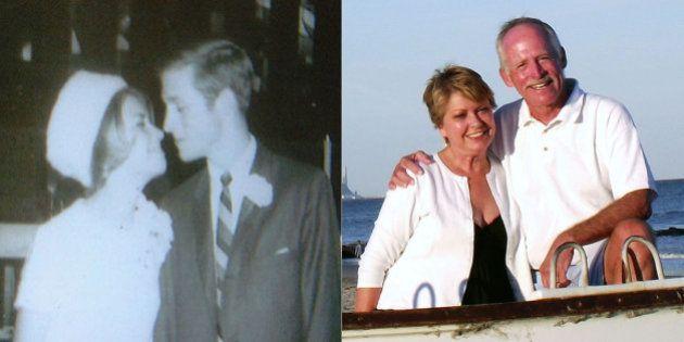 Estas fotos do antes e depois de 19 casais vão fazer você acreditar em 'felizes para