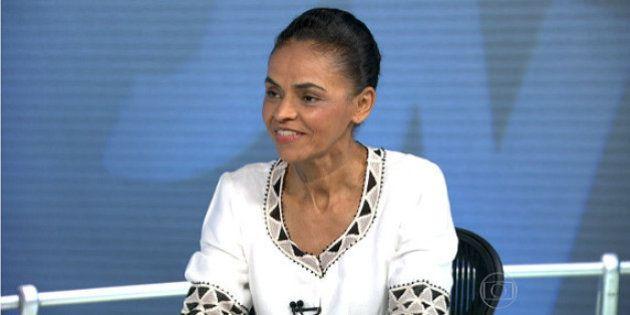 Eleições 2014: Marina Silva no Jornal