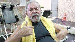 Na academia com Lula: ex-presidente tenta reaproximação com