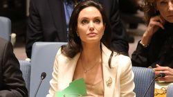Angelina Jolie faz discurso e 'chacoalha' Conselho de Segurança da