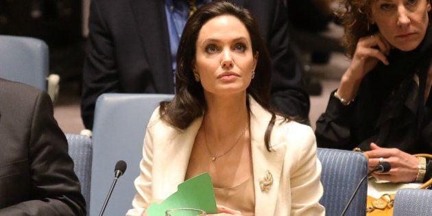 Angelina Jolie faz discurso, 'chacoalha' ONU e diz que falta 'vontade política' para resolver conflito