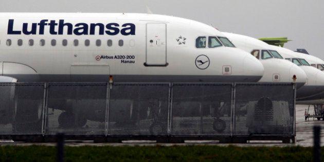 Nona greve da Lufthansa em 2014 cancela 50% dos voos da companhia; Brasil também é