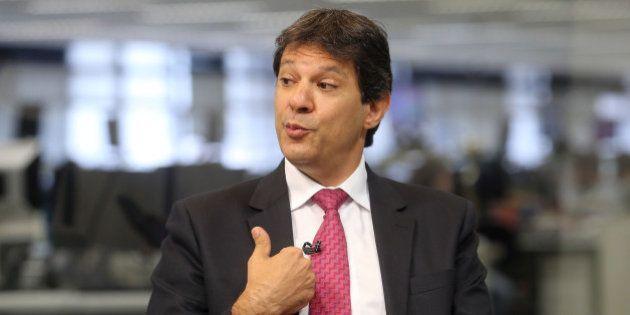 Fernando Haddad exalta IPTU, critica oposição e desconversa sobre reeleição e aumento da tarifa do transporte