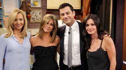Saudade de Rachel, Monica e Phoebe? Jimmy Kimmel tem uma surpresa para