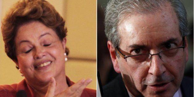 Pesadelo de Dilma na base aliada, Eduardo Cunha é lançado pelo PMDB candidato a presidente da Câmara...