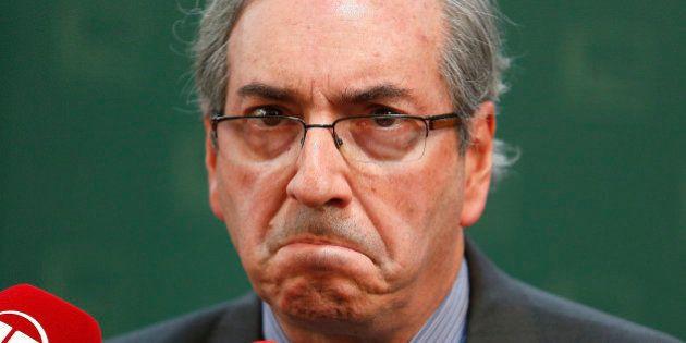 PF quer ouvir PMDB a respeito de suposto envolvimento de Cunha na Lava