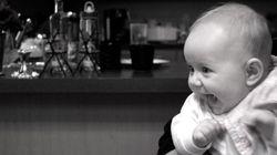 Bebês só se lembram das coisas